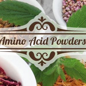 Amino Acids And Other Powders
