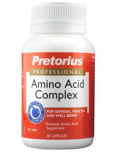 Amino Acid Complex 60 Capsules