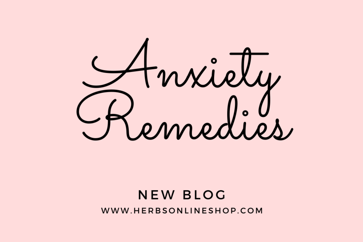 EASING ANXIETY WITH NATURAL REMEDIES AND MINDFULNESS